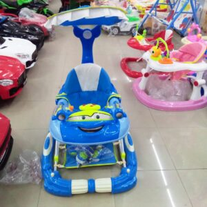 8 IN 1 CAR Imported Walker For Kids