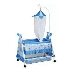 Littles Baby Swing Cot And Cradle