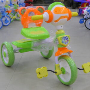 3 Wheel Tricycle Robotic Shape For Kids/Baby