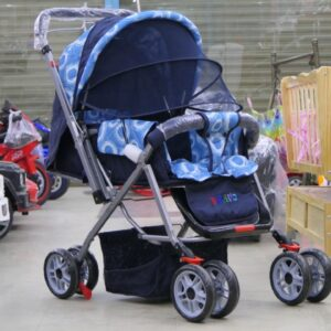 Blue Strollers For kids