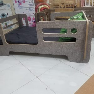 Patex Wood Bed For Kids